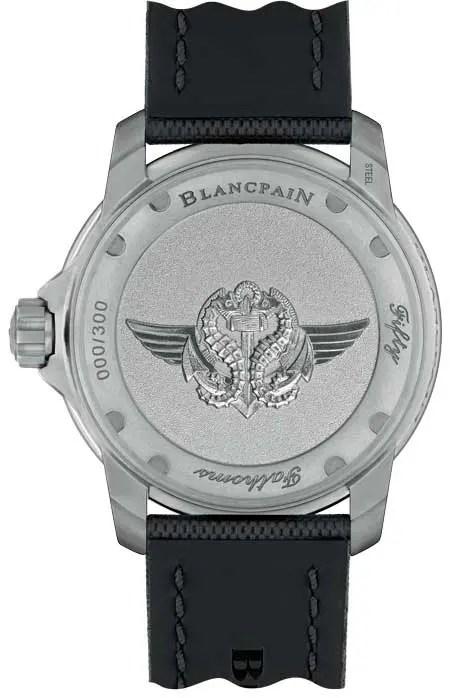 Blancpain Fifty Fathoms Nageurs de combat