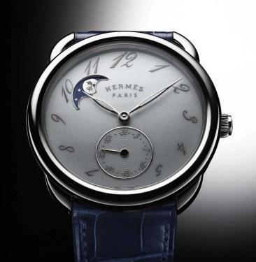 Hermès Arceau Petite Lune mit charmanten Details a la Hermès: voila!