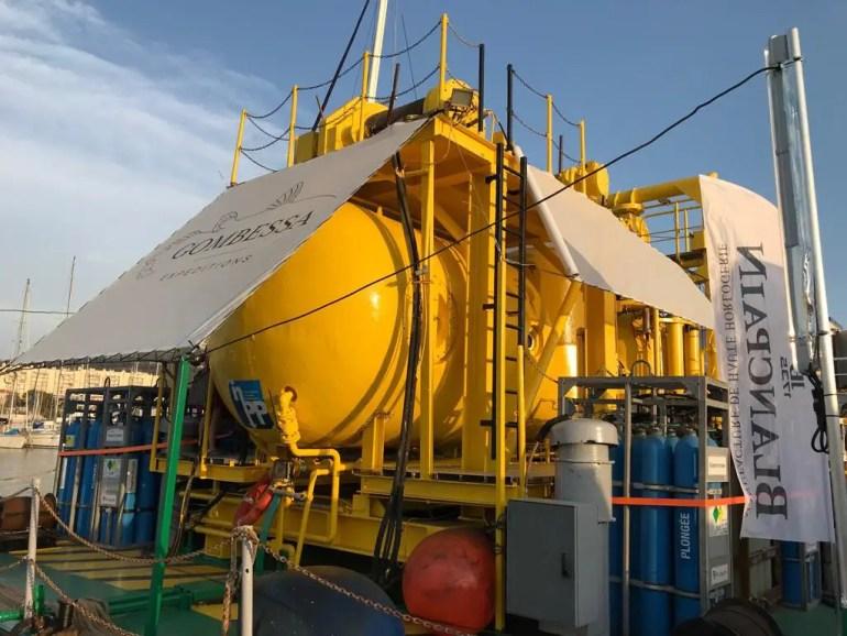 """Blancpain unterstützt die Expedition Gombessa V """"Planet Mittelmeer"""""""