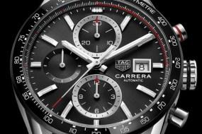 Update für den TAG Heuer Carrera Calibre 16 Chronographen