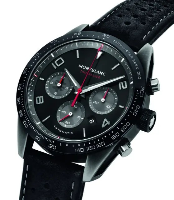Montblanc TimeWalker Manufacture Chronograph Limited Edition