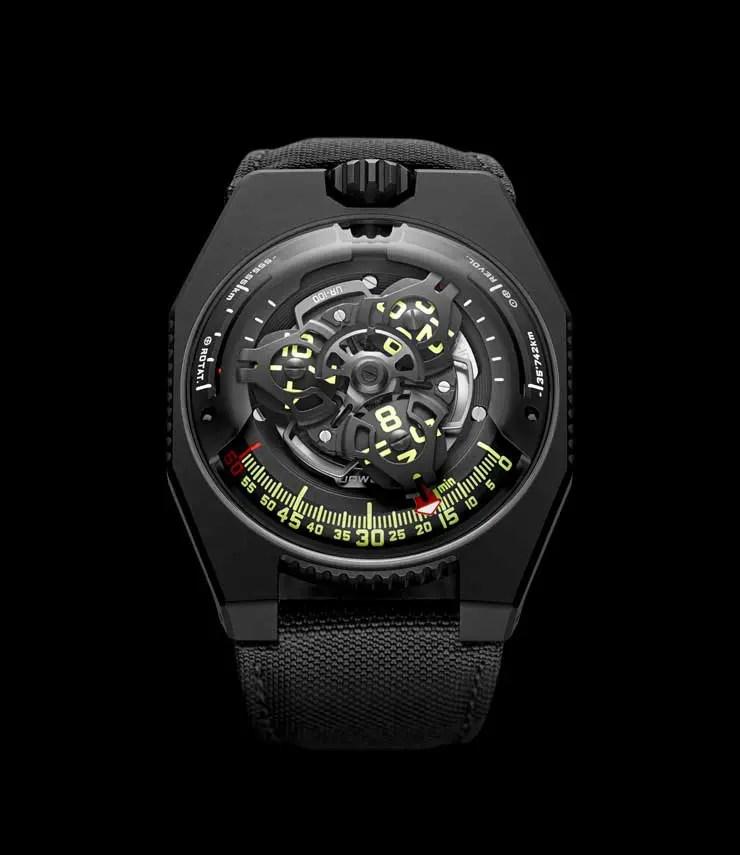UR-100 Black