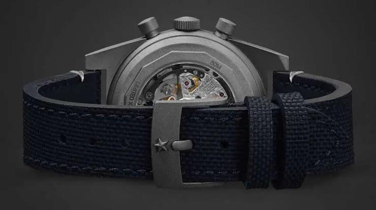 Neue Edition von Zenith und Bamford Watch Department für Mr.Porter