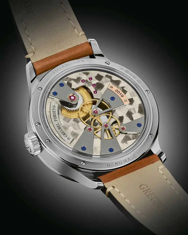 Greubel & Forsay Hand Made 1