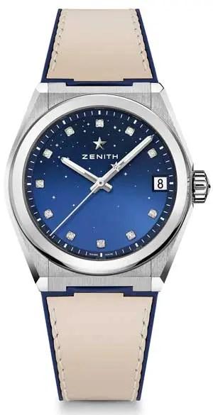 Zenith Defy Midnight