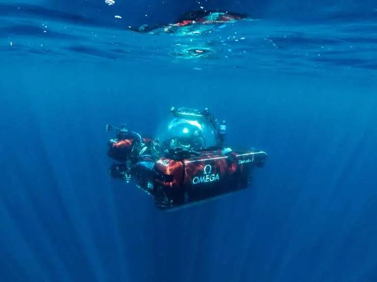 Omega Seamaster Diver 300M Nekton Edition