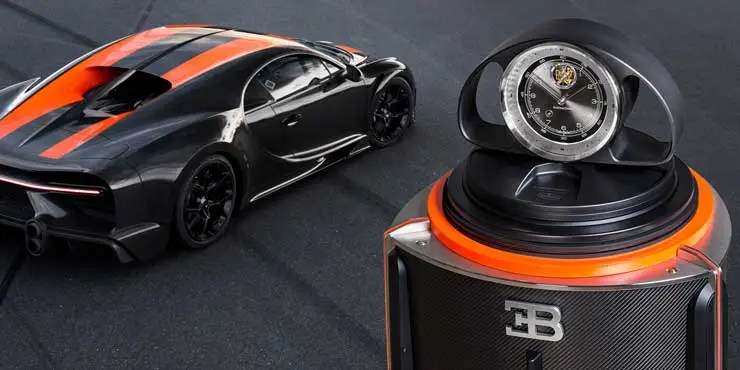 Buben&Zörweg for Bugatti