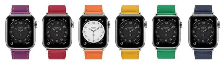 Apple Watch Hermès Series 6