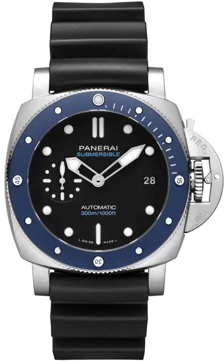 Panerai Submersible Azzurro – 42 mm (PAM01209)