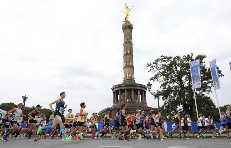 Maurice Lacroix offizieller Zeitnehmer des Berlin Marathon 2021