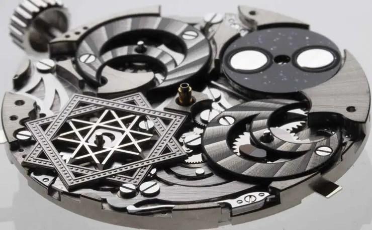 Parmigiani Fleurier Hijri Perpetual Calendar Platinum