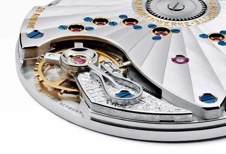 Nomos Lambda 175 Years Watchmaking Glashütte DUW 1001