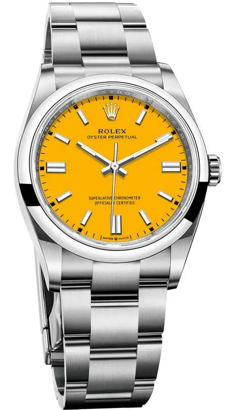 Oyster Perpetual 126000 0004