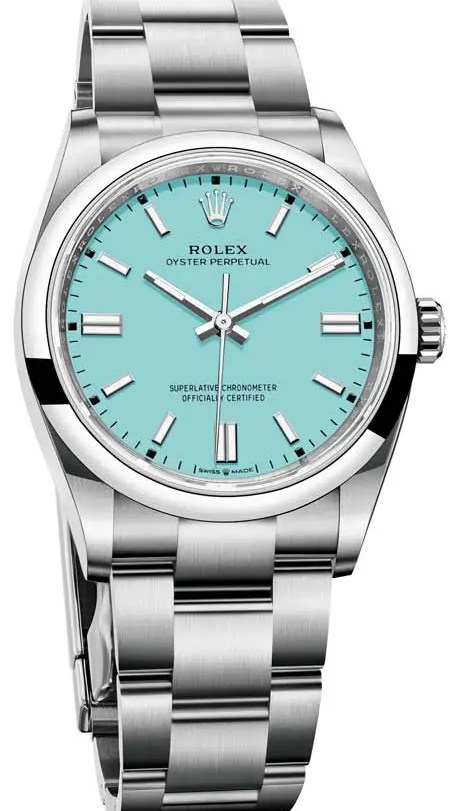 Oyster Perpetual 126000 0006