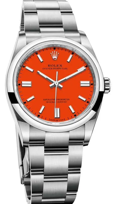 Oyster Perpetual 126000 0007
