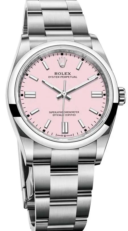 Oyster Perpetual  M126000 0008