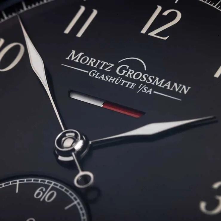 Grossmann limitierte Gangreserve-Sondermodelle