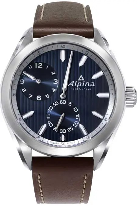 Alpiner Regulator Automatik Referenz AL-650BBS5E6