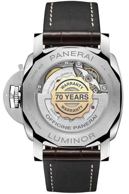 450rs.Panerai Platinumtech™ Luminor Marina limited