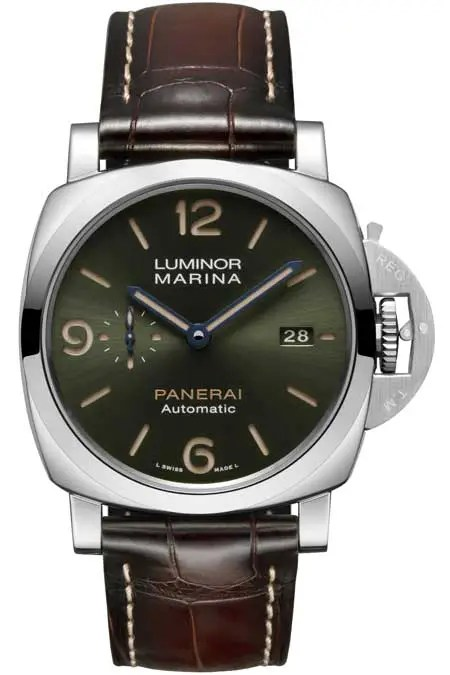 450vs Panerai Platinumtech™ Luminor Marina limited