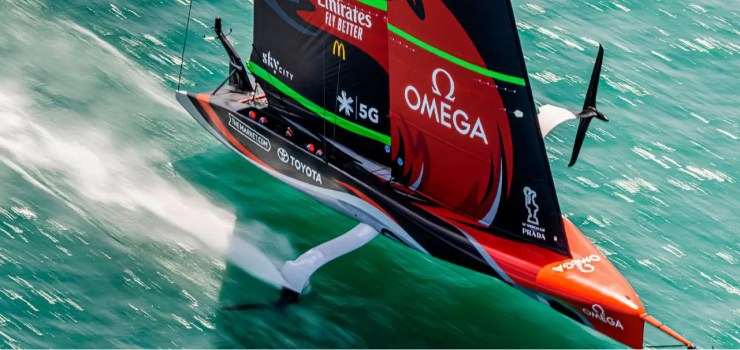 omega america´s cup