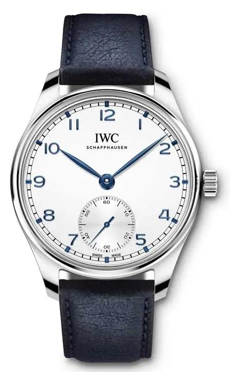 450 iw358304IWC TimberTex-Armbänder