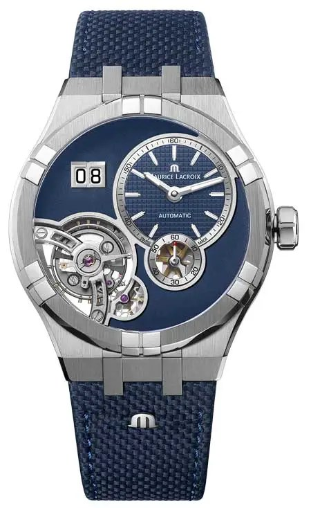 450.lb Maurice Lacroix Aikon Master Grand Date