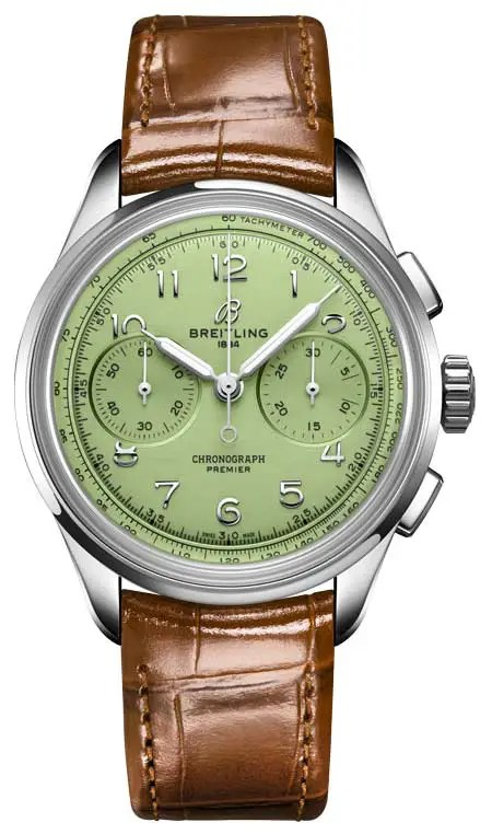45004 Breitling Premier Heritage Chronograph