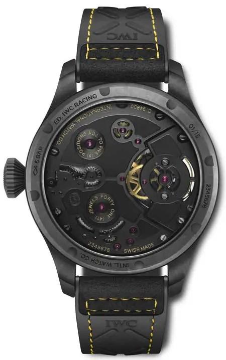 "450 rs Big Pilot's Watch Constant-Force Tourbillon Edition ""IWC Racing"""