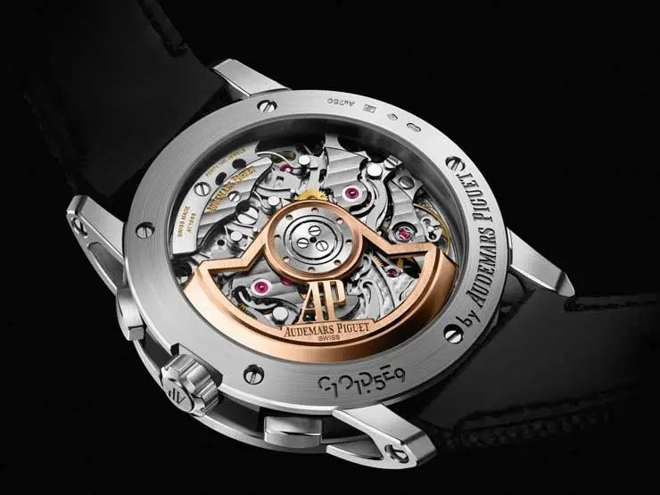 740 Code 11.59 Chronograph Automatik / 41 mm Referenz 26393NB.OO.A002CA.01
