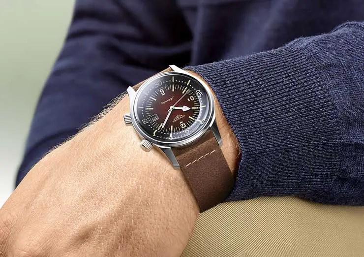 740 The Longines Legend Diver Watch