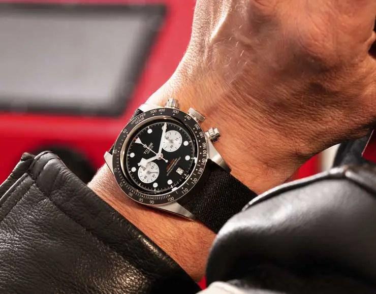 740 tudor black bay chrono
