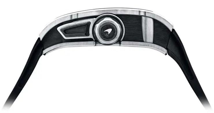 740.side rRichard Mille RM 40-01 McLaren Speedtail