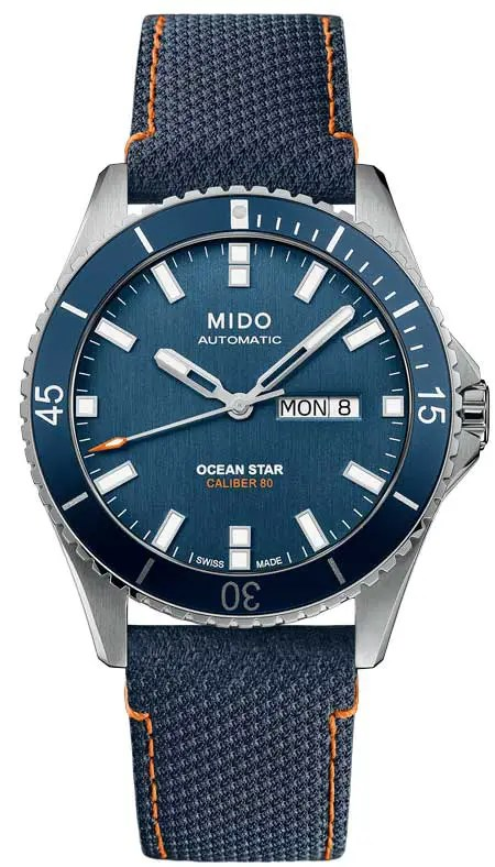450.Mido Ocean Star 200 Red Bull Cliff Diving limited Edition