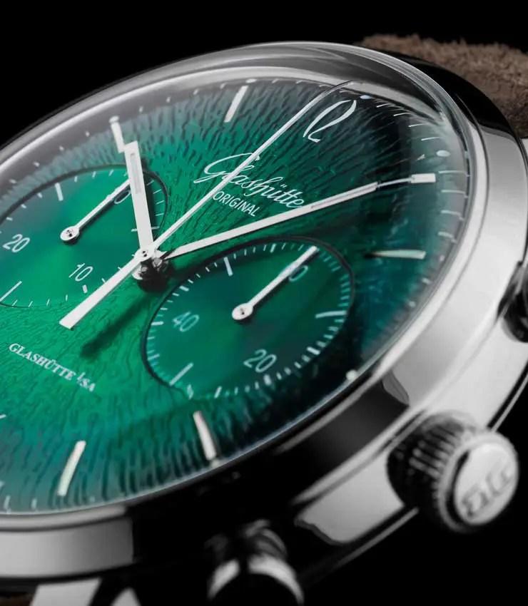 740.2 Glashütte Original Sixties Chronograph Jahresedition 2021