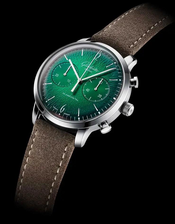 740.4 Glashütte Original Sixties Chronograph Jahresedition 2021