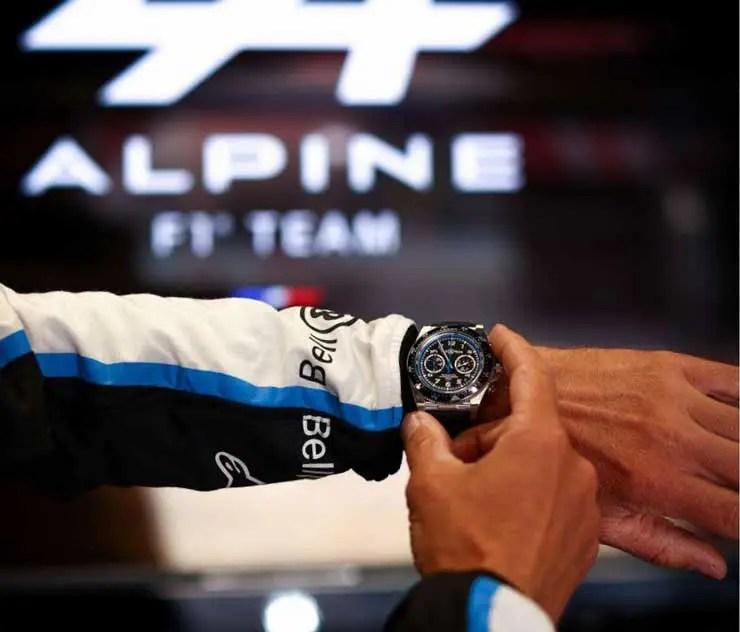 740 Bell & Ross Alpine F1