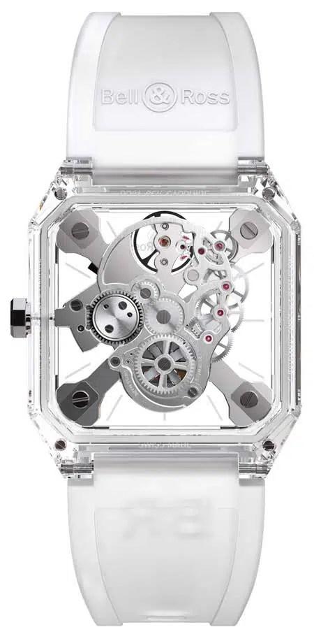 450.2 Bell & Ross Cyber Skull Sapphire Only Watch
