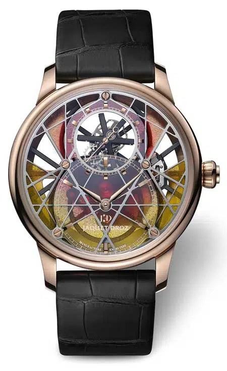 "450 Jaquet Droz Grande Seconde Skelet-One Tourbillon ""Only Watch"""
