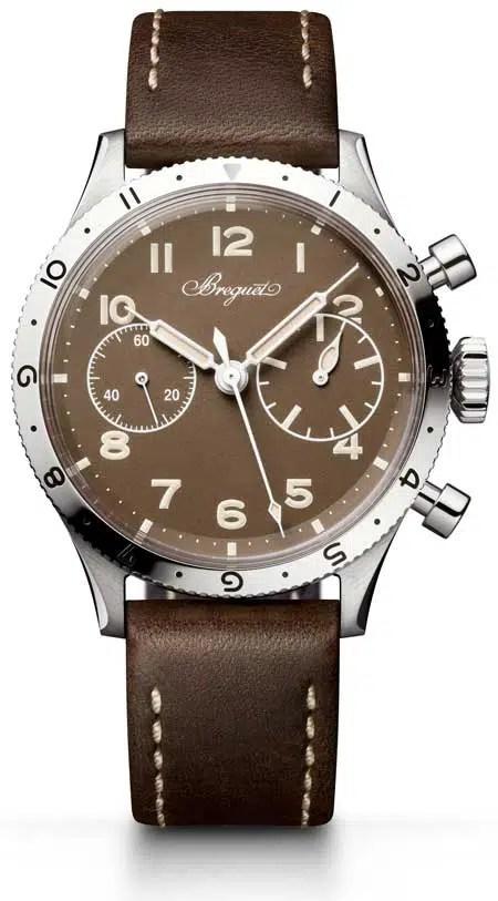 450vsDie Breguet Type XX Only Watch 2021