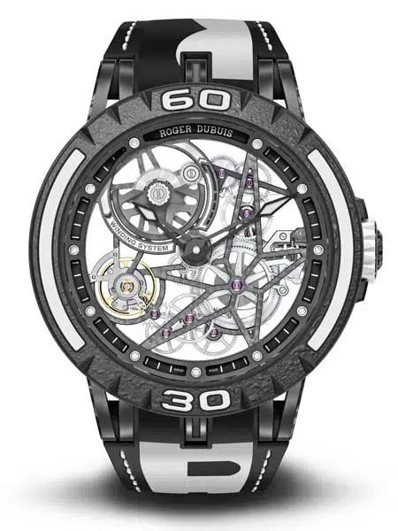 450w Excalibur Spider Pirelli: Pirelli-Siegerreifen für das Handgelenk