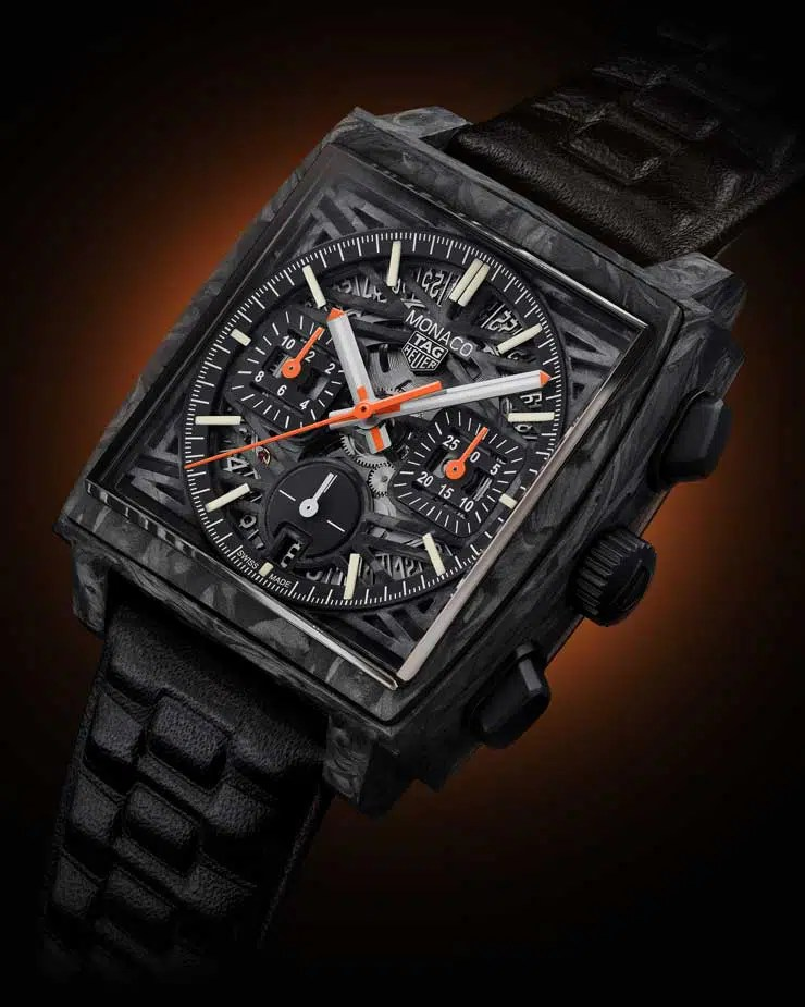740.1TAG Heuer Only Watch Carbon Monaco