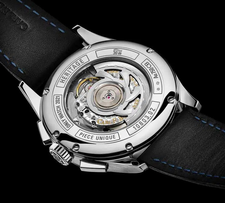 740.2 Carl F. Bucherer Heritage BiCompax Annual ONLY WATCH Edition