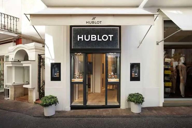 740.hublot capri boutique