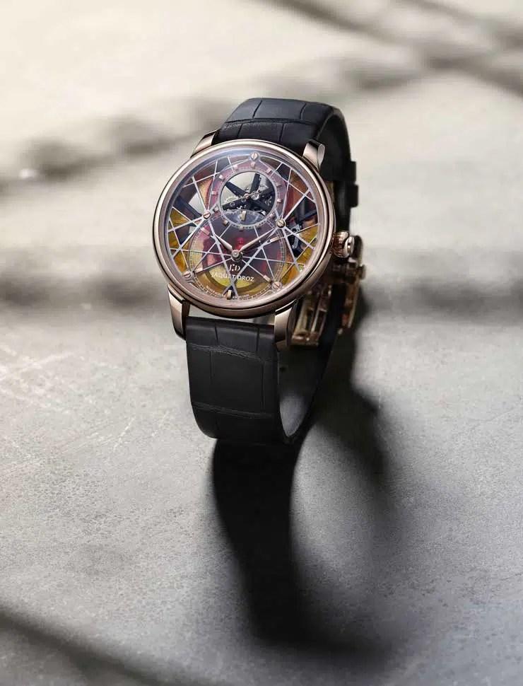 "740Jaquet Droz Grande Seconde Skelet-One Tourbillon ""Only Watch"""