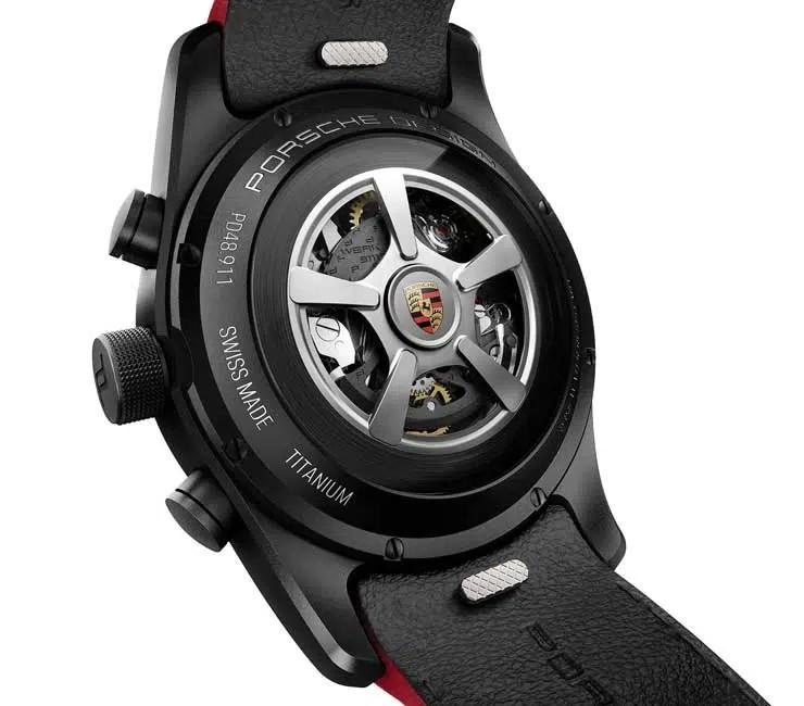 740.rs Porsche Design Chronograph Ennstal-Classic