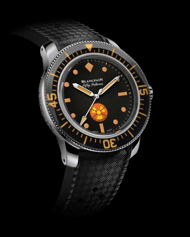740 5008e Blancpain Tribute to Fifty Fathoms No Rad für Only Watch
