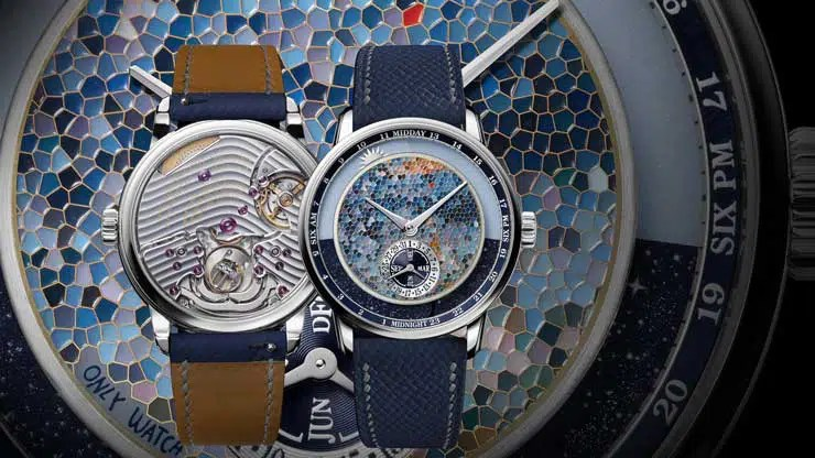 740ow21 Krayon Anywhere Only Watch 2021 Edition