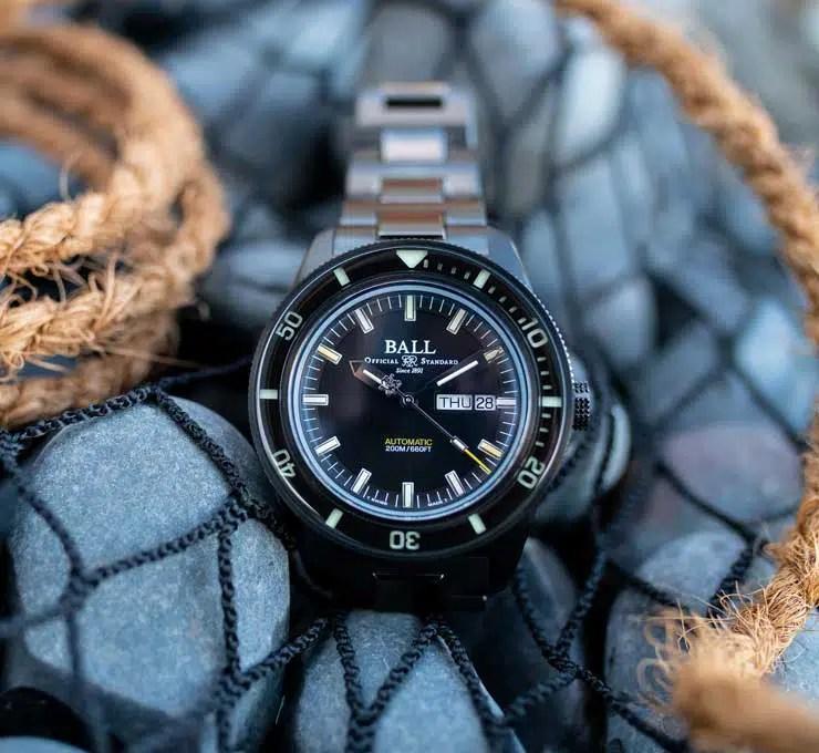 740.2 Ball Watch Engineer II Skindiver Heritage