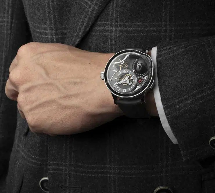 740.2 Greubel & Forsay GMT Earth Final Edition